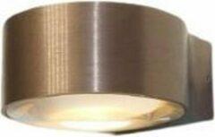 LT-Luce Wandlamp LED Hudson Mat Brons IP54