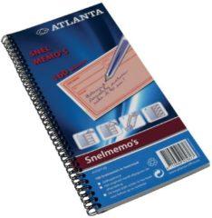 Bruna Snelmemo Atlanta 2570712000 74x125mm 160x2stuks
