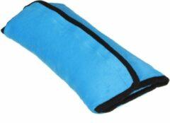 Blauwe TJ Store Gordelkussen - Auto Gordel Beschermer - Auto Reiskussen - Gordelhoes