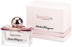 Salvatore Ferragamo Eau De Toilette Signorina 30 ml - Voor Vrouwen