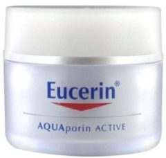Eucerin AQUAporin Active Hydraterende Dagcrème - Rijke textuur - 50 ml