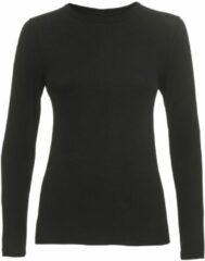 HEMA Dames Thermo T-shirt Zwart (zwart)