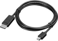 Lenovo DisplayPort-Kabel - Mini DisplayPort (M) bis DisplayPort (M) 0B47091