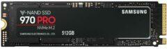 Samsung 970 PRO NVMe/PCIe M.2 SSD 2280 harde schijf 512 GB M.2 NVMe PCIe 3.0 x4