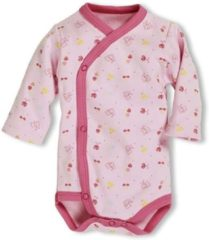 Schnizler Romper Wrap Body Rosa Junior Roze Maat 56