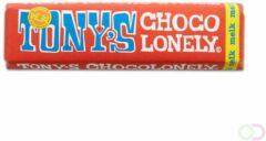 Chocolade Tony's Chocolonely reep 50gr melk