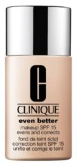 Clinique Even Better Makeup SPF 15 Evens and Corrects - foundation