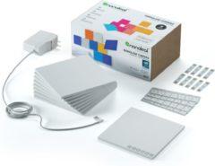 Witte Nanoleaf Canvas Smarter Kit - 9 panelen + controller