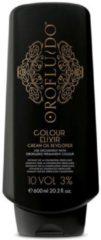 Orofluido Colour Elixir Oil Cream Developer 3%