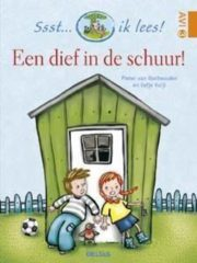 Een dief in de schuur - Boek Pieter van Oudheusden (9044714058)