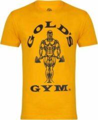 Gouden Gold's gym GGTS002 Muscle Joe T-Shirt - Gold - M