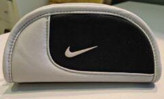 Grijze Nike Sunglas Case Brillen hoesje