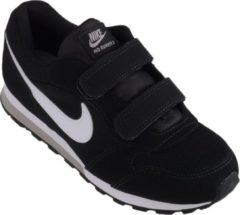 Grijze Nike Jongens Sneakers Md Runner 2 (psv) - Zwart - Maat 33