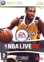 Electronic Arts NBA Live 2008