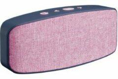 Lenco BT-130 - Bluetooth speaker met AUX-ingang - Roze