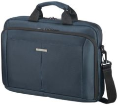 Blauwe Samsonite Laptopschoudertas - Guardit 2.0 Bailhandle 15.6 inch Blue