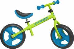 Toimsa Speed - Loopfiets - Jongens en meisjes - Groen;Blauw - 12 Inch