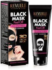 Revuele Black Mask Peel Off - Co-enzymes 80ml.