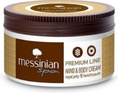 Messinian Spa Hand & Body Crème met Glitters