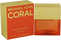 Michael Kors Coral By Michael Kors Eau De Parfum Spray 30 ml - Fragrances For Women