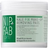 Nip+Fab Gesichtspflege Soften Kale Fix Make-Up Removing Pads 60 Stk.