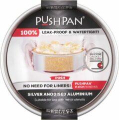 Wham PushPan Springvorm - Aluminium - Rond - Ondiep - 23 cm