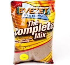 Zandkleurige Evezet The Complete mix - Lokvoer - Voorn - 2kg - Bruin
