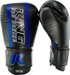 Blauwe King Pro Boxing Bokshandschoenen - KPB/BG ELITE 2 - 12 oz