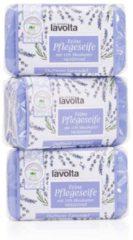 Lavolta Seife Lavendel Trio