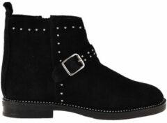 Zwarte Laarzen Grunland PO1427