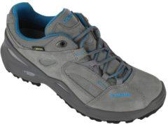 Grijze Lowa wandelschoenen Sirkos GTX grijs/blauw dames