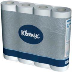 Toiletpapapier Kleenex pak van 12 rollen, 210 vellen per rol, 2-laags