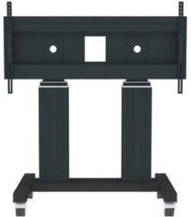 NewStar PLASMA-M2600BLACK TV-houder op wieltjes 177,8 cm (70) - 304,8 cm (120) Vloerstandaard, Vast
