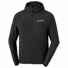 Columbia - Heather Canyon Jacket - Softshelljack maat XL - Regular 27,5'', zwart