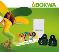 DVD Bokwa - Fitness Workout - Thuis fitness beoefenen - Fitness DVD