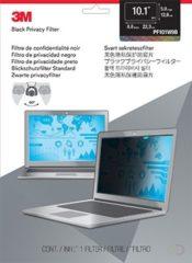 3M privacy filter voor laptops van 10,1 inch, 16:9