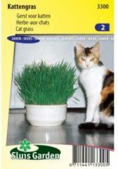 Groene Sluis Garden - Kattegras (gerst)