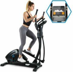 Zwarte Capital_sports CAPITAL SPORTS Helix Pro Crosstrainer , met Bluetooth 4.0, tablethouder en USB-lader , Max. gebruikersgewicht: 130 kg