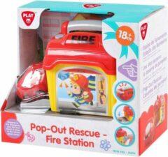 Rode Playgo Pop-out Reddingscentrum Brandweer