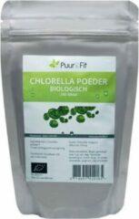 Puur en Fit Puur&Fit Chlorella Poeder Biologisch - 250 gram