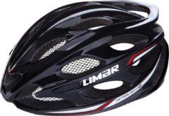 Fietshelm Ultralight+ zwart voor Racefiets - Limar Ultralight Plus Black - Maat L (53-57cm) - 210g
