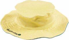 Ducksday - UV Zonnehoedje voor kinderen - UV-werend UPF 50+ - unisex - Cala - 1 jaar
