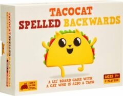Exploding Kittens Tacocat Spelled Backwards - Bordspel