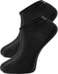 Zwarte Sokken en panty's Sneaker Lot de 2 by Tommy Hilfiger