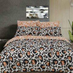 Sleepdown Luipaardprint lits-jumeaux dekbedovertrek - Luipaard dekbed
