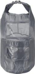 Trekmates Packsack 25L Seesack 2 Packfächer Packbeutel mit Sichtfenster Dry Bag