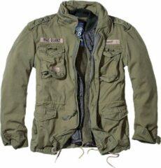 Brandit Jas - Jack - M65 - Giant - zware kwaliteit - Outdoor - Urban - Streetwear - Tactical - Jacket Jack - Jacket - Outdoor - Survival Heren Jack Maat 7XL