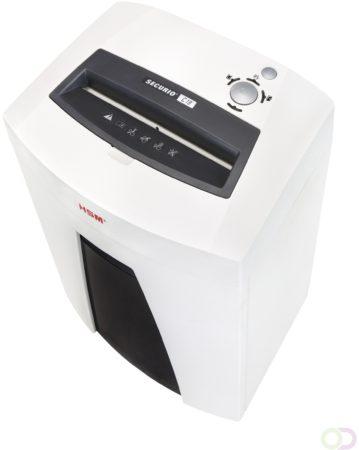 Afbeelding van HSM Securio C18 5.8mm papiervernietiger Strip shredding 23 cm 58 dB Wit