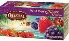 Celestial Seasonings Celestial Season Wild Berry Zinger Herb Tea (20st)