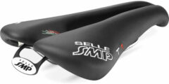 Zwarte Selle SMP T1 Black Saddle - Zadels